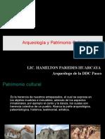 3. Curso de Inducción Corporativo Parte v Arqueología