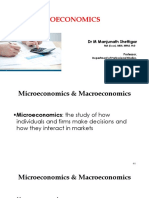 Macroeconomics - Introduction