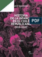 Rojas Flores La Infancia Chile Republicano