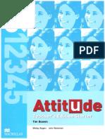 Attitude Starters - Teacher's Book
