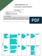ESQUEMA DE UNIDAD 3  2017   3° de Genes COMUNICACI{ON - copia.docx