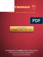 Catalago Taurus 2014