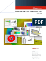 Solid-Works-Flow Basis of CAD Embedded CFD
