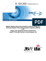 Policy and charging control architecture 3GPP TS 23.203 v10.8.0 Release 10.pdf