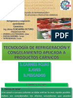 Tecnología de Refrigeración y