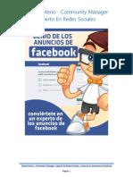 Genio de Los Anuncios en Facebook
