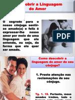 Descobrindo a Linguagem Do Amor.pptx