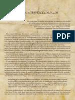 México a través de los siglos (folleto publicitario)