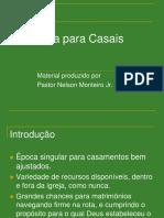 Palestra Para Casais de Nelson Monteiro