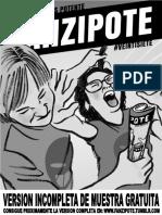 Fanzipote, El Fanzine Más Potente Nº 27 - Version Incompleta de Muestra Gratuita