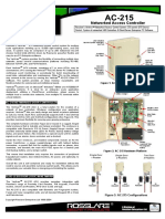 AC-215 Controller Data Sheet 250104 V2 2