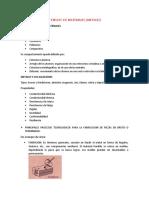 Resumen Estudio y Ensayo de Materiales