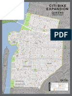 Queens CB1 Final Plan Citi Bike Map