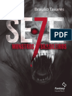 Sete Monstros Brasileiros - Braulio Tavares