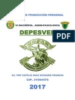 Folder de Producción Personal