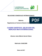Clasificación de Los Negocios Internacionales