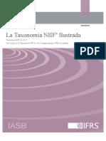 Taxonomia NIIF Ilustrada