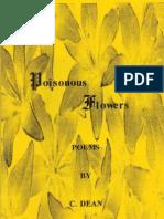 Poisonous Flowers- Erotic Poetry