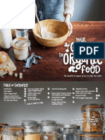 Guide to Organic Food by Nature's Path