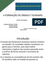 Formação de Ondas e Tsunamis_ Escola Superior de Ciências Naúticas