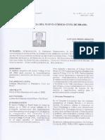 Derecho Civil Brasil