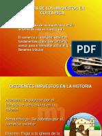 3-Historia y Tributos de CR