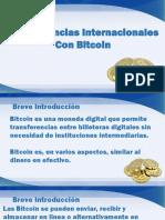 Bitcoin Transferencias