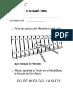 1ro - El Metalófono