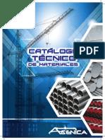 Catalogo Tecnico de Materiales Acenica