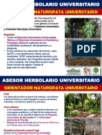 Asesores Herbolarios Orientadores Naturistas Plantasi Amenat