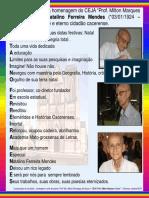 Painel Acróstico Natalino
