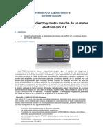 plamcha-PREVIO N°4 - Arranque directo-contramarcha con PLC