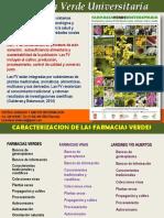 Farmacias Verdes Definicion Operacion Uatx Redmexplam