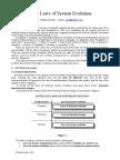 2001 Laws of System Evolution
