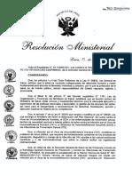 Rm 962-2014 - Minsa, Targa Adultos