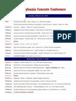 2016 PCC Final Agenda