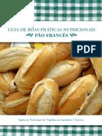 Guia de Boas Práticas Nutricionais Para Pão Francês OTIMO