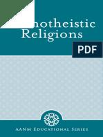 AANM MonotheisticBooklet Web