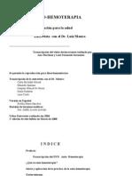 Autohemoterapia Contribucion para La Salud Espanol