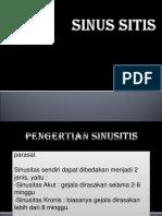 Powerpoint Sinusitis