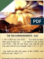 The Ten Commandments Laxmi