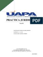 Paractica Juridica Lll Tarea 3
