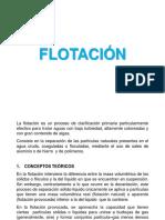 8.- FLOTACION