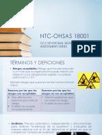 NTC-OHSAS 18001
