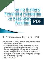 Ikatlong Republika Ng Pilipinas