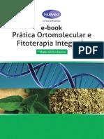 eBook Prática Ortomolecular e Fitoterapia Integrada Nutmed