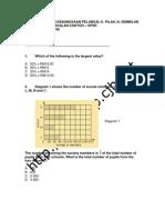 Contoh Soalan Latihan - Math UPSR