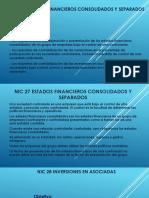 NIC 27-41 J Normas Internacionales de Contabilidad
