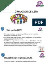 CONFORMACION DE CEPA.pptx