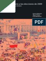 Giarracca, N. Et Al. - Del Paro Agrario a Las Elecciones de 2009. Tramas, Reflexiones y Debates [2009]